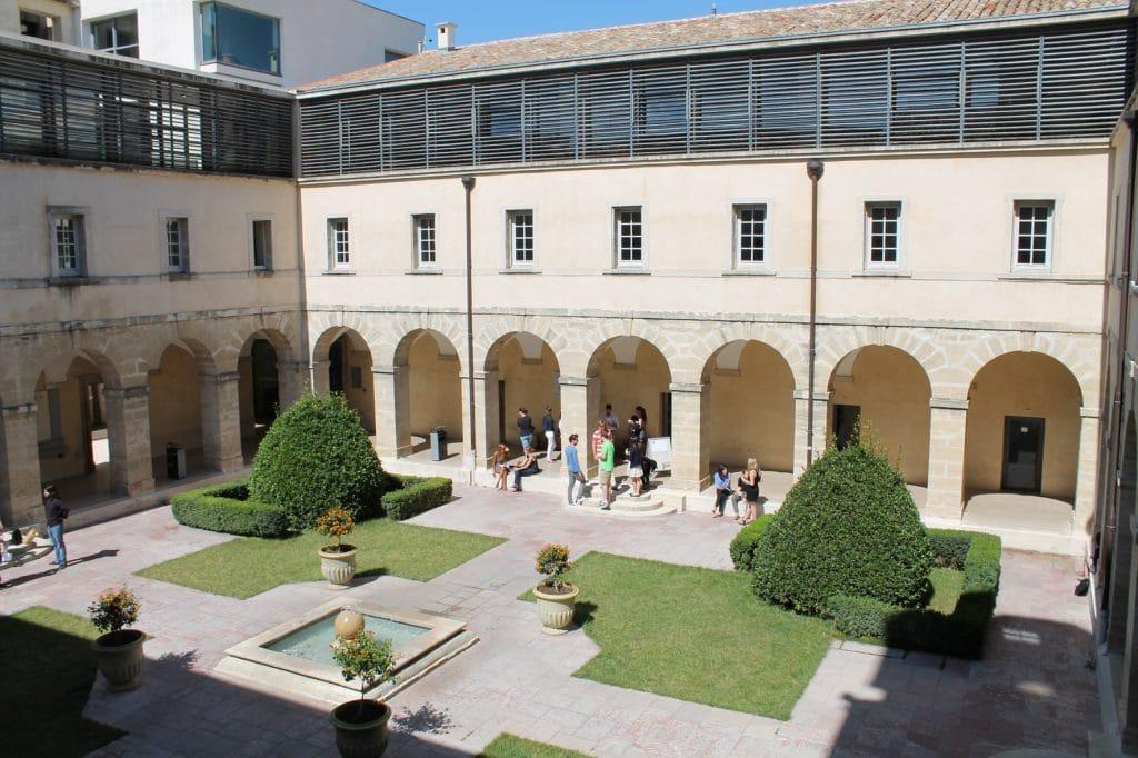 Faculté de Droit et de Science politique (Clinique juridique de Montpellier exterieur)