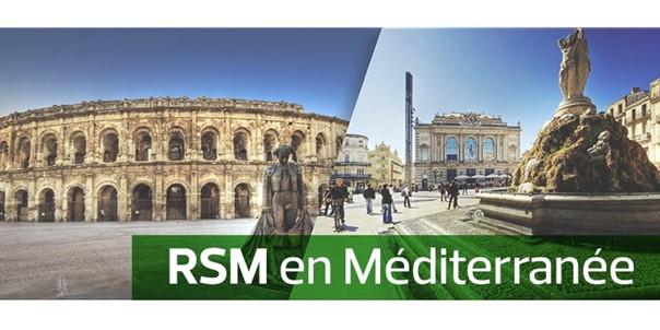 RSM en méditerranée